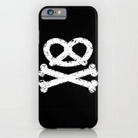 Pretz-Skull And Crossbon… iPhone 6 Slim Case