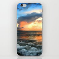 Madeira Beach Sunset 2 iPhone & iPod Skin