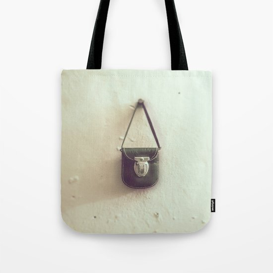 Keep a Secret Tote Bag