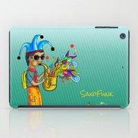 SaxoFunk iPad Case