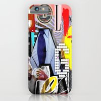 Collage is more than just cutting and sticking. iPhone 6 Slim Case