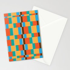 color patterns Stationery Cards