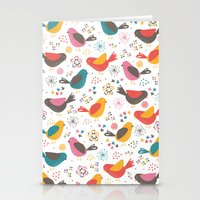Quirky Chicks Stationery Cards