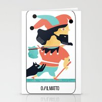 IL MATTO Stationery Cards