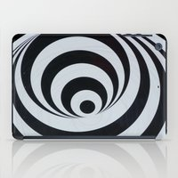 Look Into My Eyes iPad Case