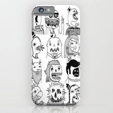 Monster Meet Up iPhone 6 Slim Case