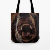 Bear! Tote Bag