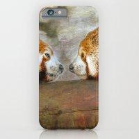 Nose to Nose iPhone 6 Slim Case