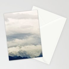 along the road Stationery Cards