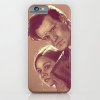 Mysterious People - Doct… iPhone 6 Slim Case