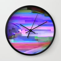 scrmbmosh240x4a Wall Clock