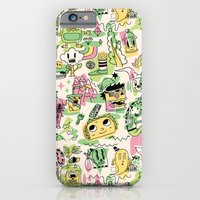 iPhone & iPod Case featuring Memory Junk by Frenemy