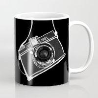 Noir Lomo Love Mug