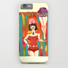 Strong woman iPhone 6s Slim Case