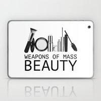 Weapons Of Mass Beauty  Laptop & iPad Skin