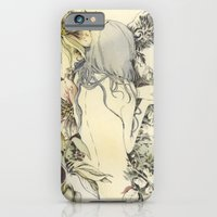 iPhone & iPod Case featuring Nostalgia Series 1/1 by Sasita Samarnpharb