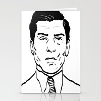 Charles 'Lucky' Luciano Stationery Cards