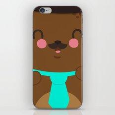 Bear Dad iPhone & iPod Skin