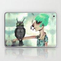 Punk N' A Bird Laptop & iPad Skin