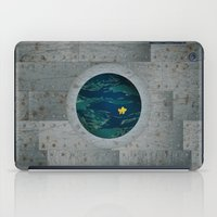 Through the Looking Glass iPad Case