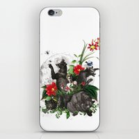 guarded by bears iPhone & iPod Skin