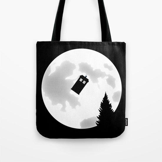 Dr Phone Home Tote Bag