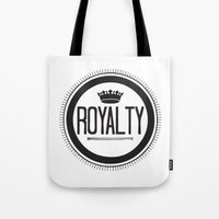 You Are #Royalty Tote Bag