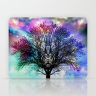 Winter Beauty Laptop & iPad Skin