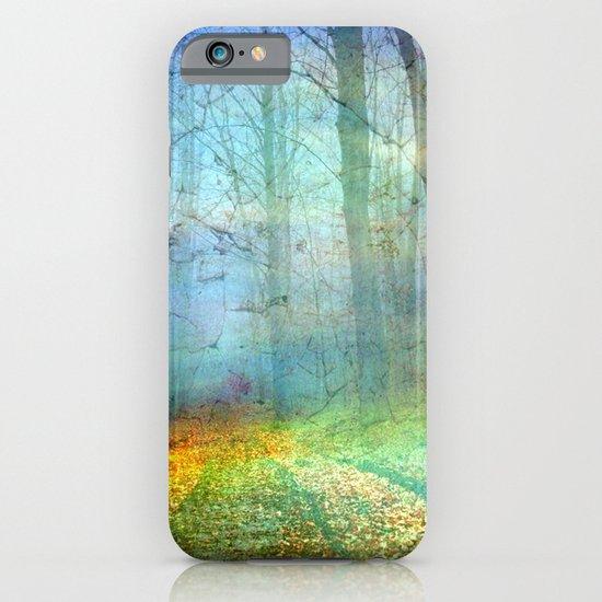 Forêt enchantée iPhone & iPod Case