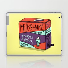 Boxed Milkshake Laptop & iPad Skin