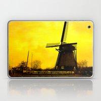 Dutch Windmill Laptop & iPad Skin