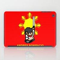 16-bit Andres Bonifacio iPad Case