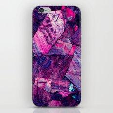 Labradorite Purple iPhone & iPod Skin