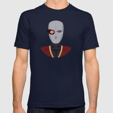 Deadshot Mens Fitted Tee Navy SMALL