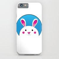 Chubby Bunny iPhone 6 Slim Case