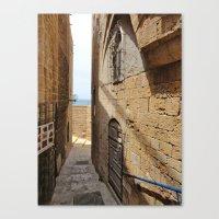 Light & Narrow Canvas Print