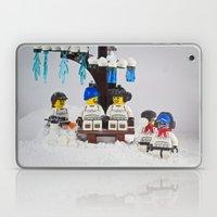 Snow Vortex Laptop & iPad Skin