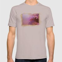 Plum Creek Mens Fitted Tee Cinder SMALL