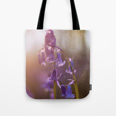 Bluebell Flowers Tote Bag