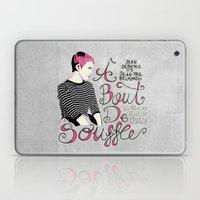 À Bout De Souffle - Ale… Laptop & iPad Skin