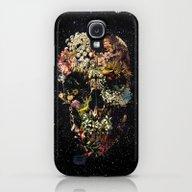 Smyrna Skull Galaxy S4 Slim Case