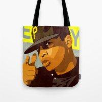 Chuck D Tote Bag