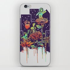 City of Flower iPhone & iPod Skin