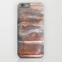 iPhone & iPod Case featuring Wood Texture by LoMoCo