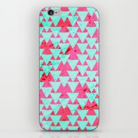 Watercolor Triangle Part… iPhone & iPod Skin