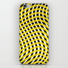Abstract Waves iPhone & iPod Skin