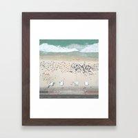 TOP IPANEMA Framed Art Print