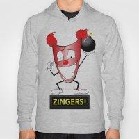 Zany Zinger T-Shirt Alte… Hoody