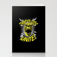 Thunder Gods Unite! Stationery Cards