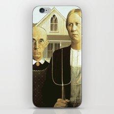 American Modern iPhone & iPod Skin